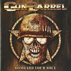GUN BARREL-Bombard Your Soul  CD NEW