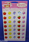 Strawberry Shortcake Reward Progress Stickers 2003 4 Shts NIP Free Ship Over 15