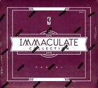 2015 16 PANINI IMMACULATE BASKETBALL HOBBY BOX FACTORY SEALED