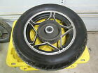 82 83 Honda CB750SC CB 750 SC Nighthawk Rear Wheel