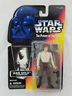 1996 Hasbro Kenner Star Wars POTF Red Power of the Force Han Solo w Carbonite