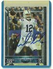 2015 Topps Andrew Luck AUTOGRAPH Indianapolis Colts AUTO Rare Signature #160