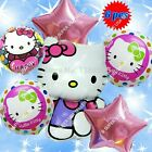 SELECTIONS HELLO KITTY BALLOONS Gifts Decor Shower Birthday Party Supplies lot F