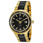 Rado Men's Yellow Gold Coated Mechanical Automatic D-Star 200 Watch - R15961162