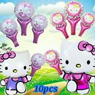SELECTIONS HELLO KITTY BALLOONS Gifts Decor Shower Birthday Party Supplies lot I