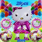 SELECTIONS HELLO KITTY BALLOONS Gifts Decor Shower Birthday Party Supplies lot J