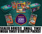 Panini Adrenalyn XL Road To World Cup 2018 BOXES TINS STARTER PACKS