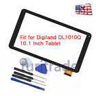 New Touch Screen Digitizer Panel for Digiland DL1010Q 10.1 Inch Tablet US