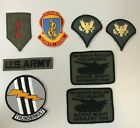 Army Tank Division Patch  BIG RED ONE &  Artillery PATCHES Military