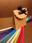 Favor Boxes wedding shower birthday party gift candy box bag 10 25 50 Pcs Craft