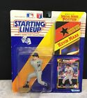 1992 STARTING LINEUP - SLU - MLB - KEVIN MAAS - NEW YORK YANKEES rookie edition