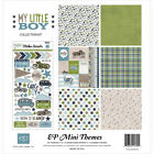 Echo Park Collection Kit 12X12 My Little Boy