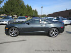 2012 Chevrolet Camaro 2dr Coupe 2SS 2dr Coupe 2SS Low Miles Automatic Gasoline 62L 8 Cyl GRAY