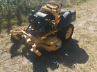1 owner wright sentar stand or sit zero turn mower with new tires