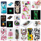 Glow Luminous Ultra Slim Fluorescence Soft TPU Rubber Back Case Cover For Phone