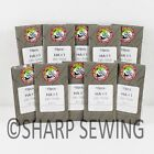 100 HOME SEWING MACHINE NEEDLES 15X1 HAX1130 705H BROTHER SINGER BABYLOCK JANOME
