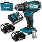 Makita BHP456RFE 18V Li-ion Combi Drill 2 Speed DHP456RFE
