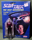 Vintage 1988 Galoob Commander William Riker Figurine Star Trek TNG New MOC