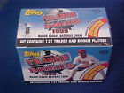 3 x 1999 Topps Traded set Baseball Card factory sealed w Autograph +POSS $500