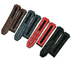 Alligator Design Rubber Replacement Watch Band Strap For FIT Hublot Big Bang