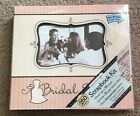 Paper Boutique Scrapbook Kit Bridal Shower Album With Stickers NEW