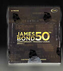 James Bond 50th. Anniversary series 2 sealed Box