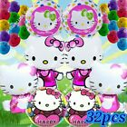 SELECTIONS HELLO KITTY BALLOONS Gifts Decor Shower Birthday Party Supplies lot R