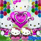 SELECTIONS HELLO KITTY BALLOONS Gifts Decor Shower Birthday Party Supplies lot S