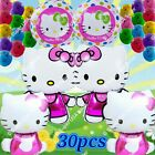 SELECTIONS HELLO KITTY BALLOONS Gifts Decor Shower Birthday Party Supplies lot T