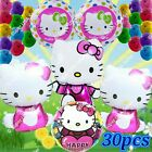 SELECTIONS HELLO KITTY BALLOONS Gifts Decor Shower Birthday Party Supplies lot U