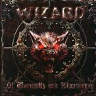 Wizard - Of Wariwulfs and Bluotvarwes [New CD]