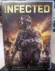 INFECTED Diagnosis Extinction DVD 2015 WS Zombies HORROR 28 Days Later VGC