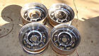 86 87 buick regal grand national factory oem chrome wheels