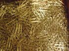 LOT OF 100 SILVER JUMBO PAPER CLIPS GENTLEY USED FOR OFFICE CRAFTS HOME USE