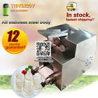new stainless steel electric dumpling wrapper machine,dumpling skin machine