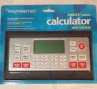 Weight Watchers Points Value Calculator  Tracker w Case NEW in Package