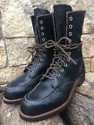 Limited Edition Red Wing 110th Anniversary Huntsman Boot 2015 Black Size 95D