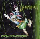 ULTIMATUM - PUPPET OF DESTRUCTION 'REMASTERED & EXPANDED' NEW CD