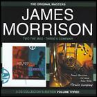 JAMES MORRISON (2 CD) TWO THE MAX + THREE'S COMPANY ~ AUSSIE JAZZ TRUMPET *NEW*