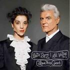 DAVID BYRNE ST VINCENT LOVE THIS GIANT NEW VINYL RECORD