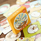 46 PCS Set Chubby Potato Rabbit Diary Sticker Scrapbooking Seal Label Decoration