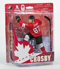 McFarlane Sports Picks 2014 Olympics Team Canada Sidney Crosby Red Jersey