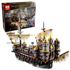 Pirates of Caribbeans Silent Mary pirate ship Lego Compatible building bricks
