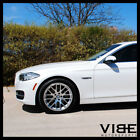 20 BEYERN SPARTAN SILVER FORGED WHEELS RIMS FITS BMW F10 F11 528i 535i 550i