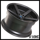 20 ROHANA RC22 GRAPHITE CONCAVE WHEELS RIMS FITS PONTIAC G8 GT