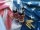 THE DEPLORABLES CHOICE ALL PURPOSE FIREARMS OIL LUBRICANT  GUN CLEANER THREE