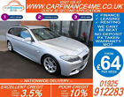 2011 BMW 520D 20 TD M SPORT TOURING GOOD BAD CREDIT CAR FINANCE FROM 64 P WK