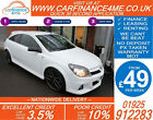 2008 VAUXHALL ASTRA 20 VXR NURBURGRING GOOD BAD CREDIT CAR FINANCE FROM 49 P WK