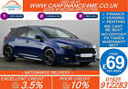 2015 FORD FOCUS 20 TDCI ST2 GOOD BAD CREDIT CAR FINANCE FROM 69 P WK