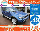 2006 BMW X5 30D SPORT EDITION GOOD BAD CREDIT CAR FINANCE FROM 74 P WK
